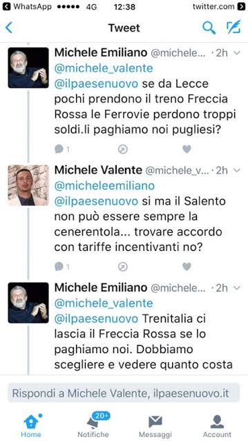 tweet-emiliano-frecciarossa