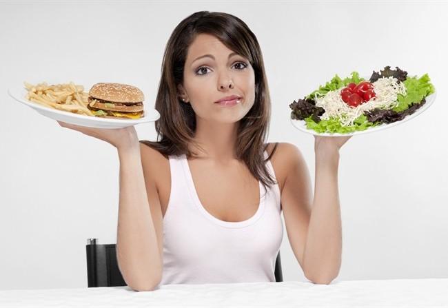 dieta donna di 30 anni