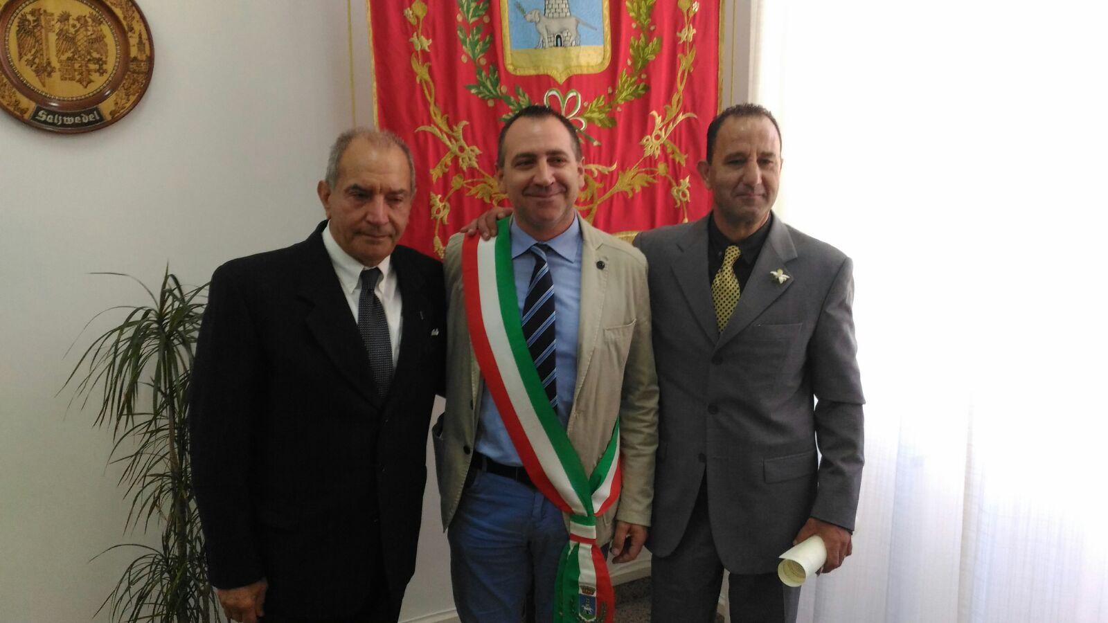 ef71803993a6 Celebrata la prima unione civile a San Vito dei Normanni
