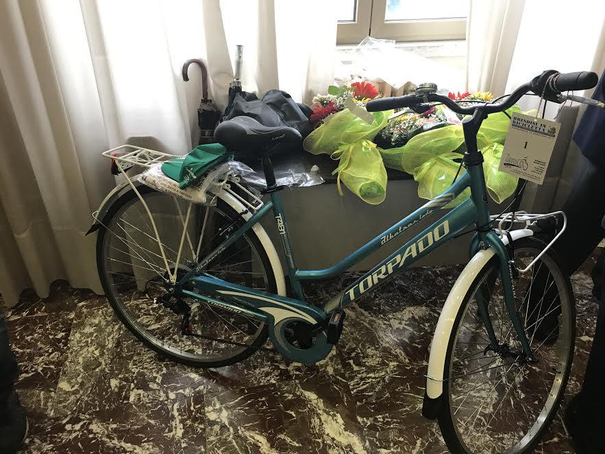brindisi in bicicletta