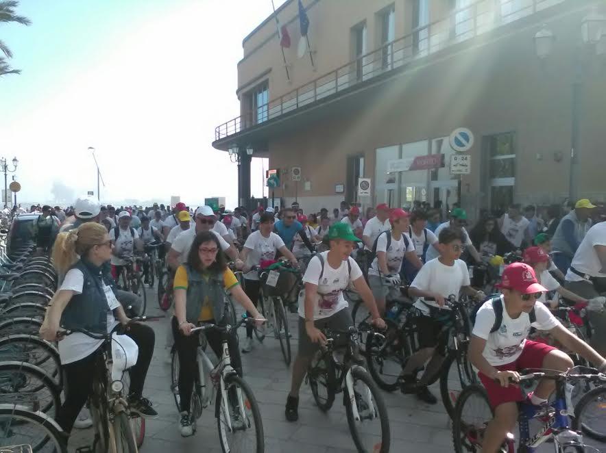Brindisi In Bicicletta Venerdì Si Presenta La 35 Edizione Presso