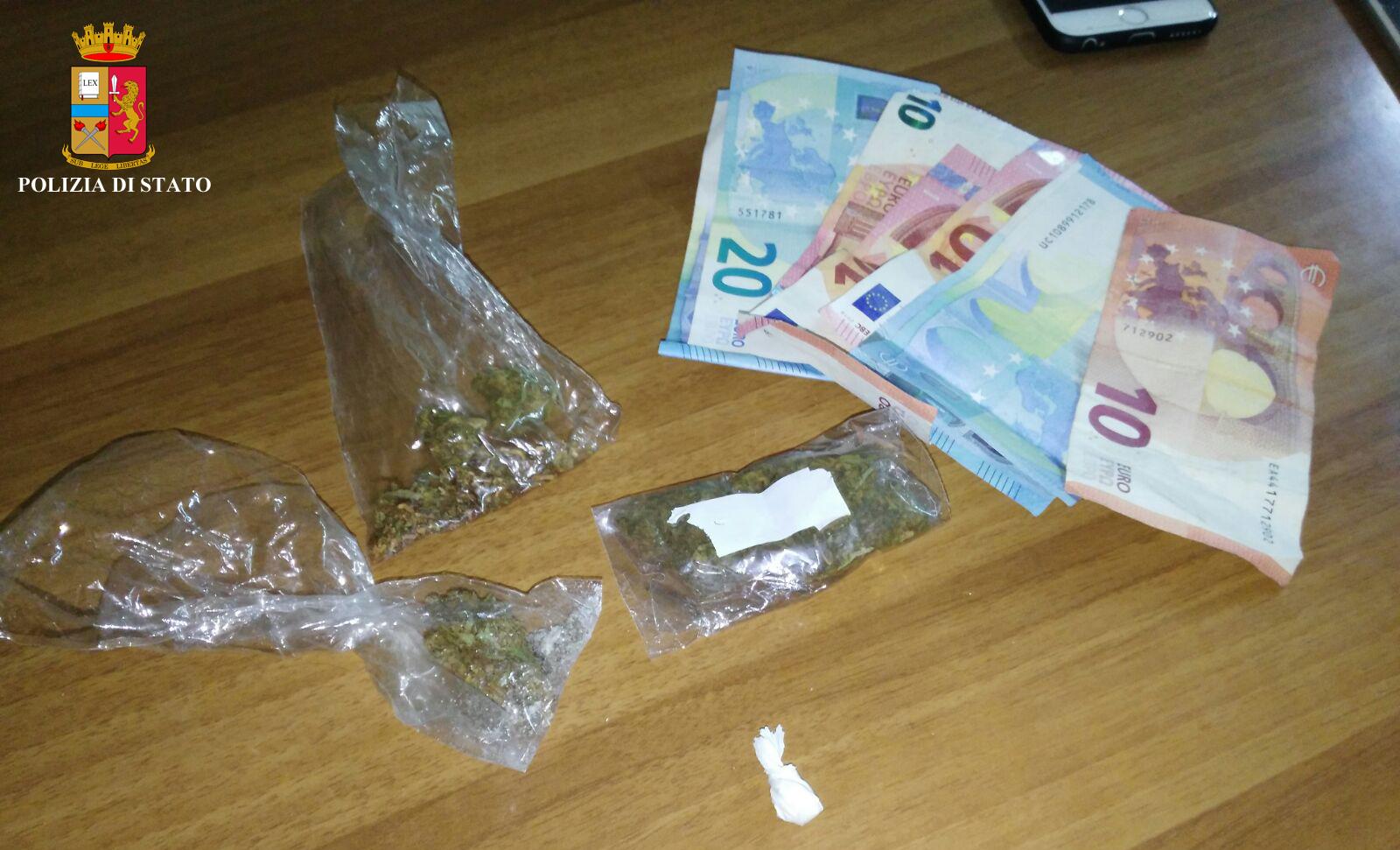 soldi e droga