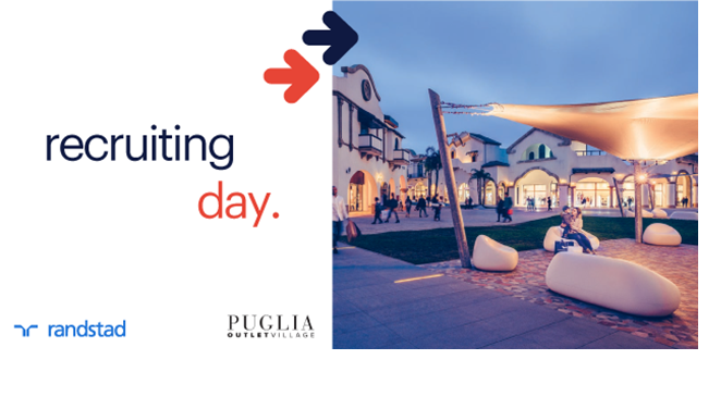 "Il progetto ""Recruting day"" del Puglia Outlet Village al rush finale ..."